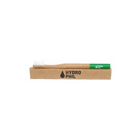 TOOTHBRUSH BAMBOO / GREEN NYLON
