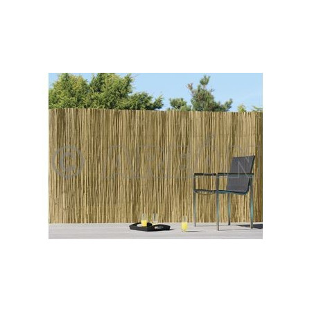 INTERMAS WATTLE 1/2 CANE NATURAL 1M