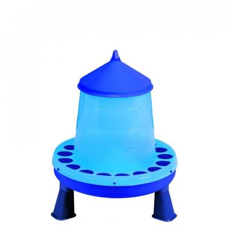 HOPPER LEGS WITH BLUE PLASTIC 8KG