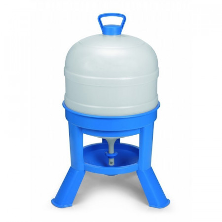 POULTRY DRINKER 30 L WITH LEGS