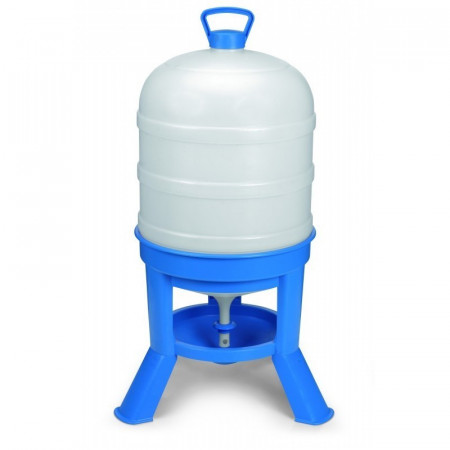 POULTRY DRINKER 40 L WITH LEGS