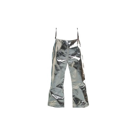 ALUMINIZED PROTECTION PANTS SIZE S
