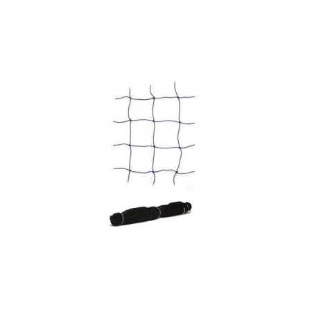 POLYETHYLENE ANTI BIRD NET BLACK 50 MM 5x5M