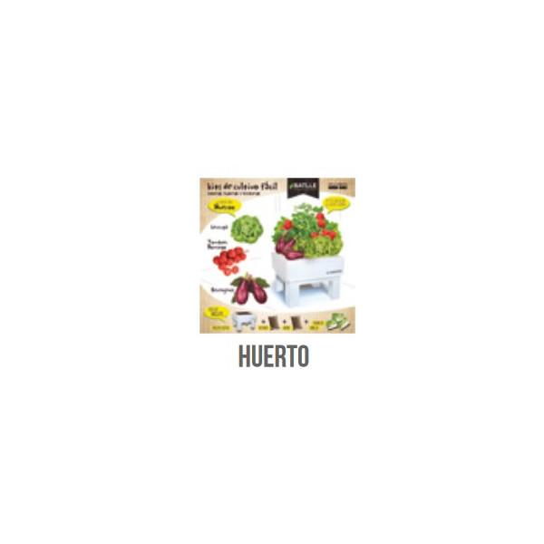KIT BOX - SEED BOX HUERTO