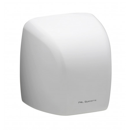AUTOMATIC HAND DRYERS WHITE METAL 2100V