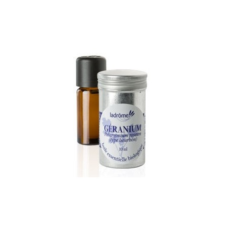 ESSENTIAL OIL GERANIO BIO 10ML LADRÔME