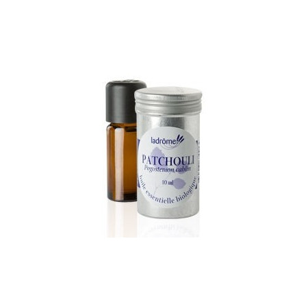 ESSENTIAL OIL PATCHOULI BIO 10 ML LADRÔME