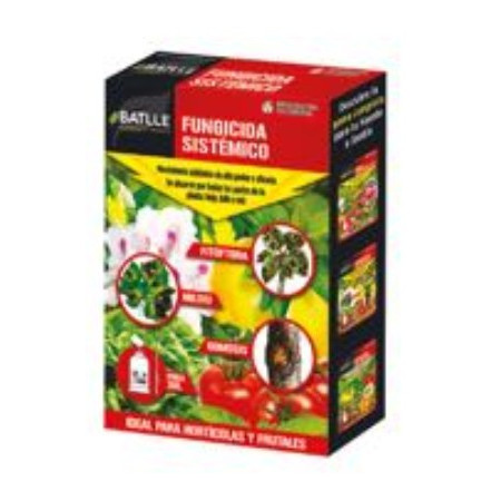 SYSTEMIC FUNGICIDE BOX 250G