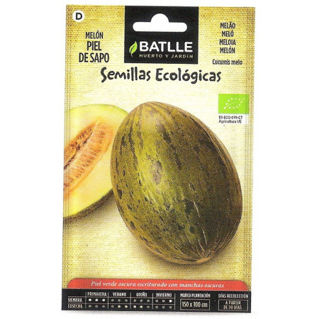 TOAD SKIN MELON-ECO