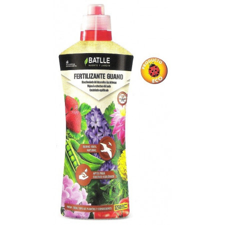 FERTILIZANTE GUANO 400ML