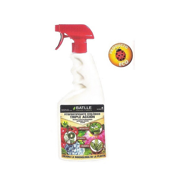 TRIPLE ECOLOGICAL ACTION READY USE 750ML