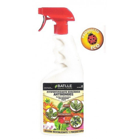 ANTI ECOLOGICAL FUNGI READY USE 400ML