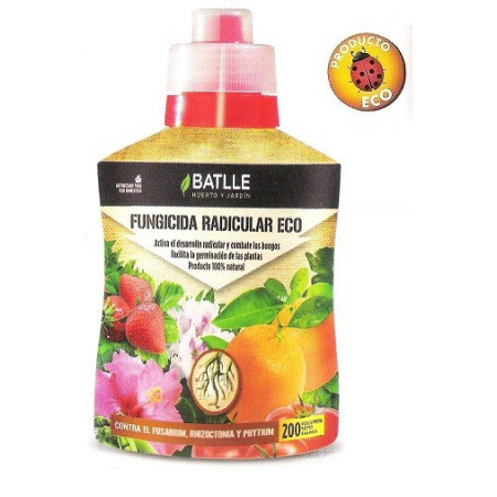 FUNGICIDA RADICULAR ECO 200ML