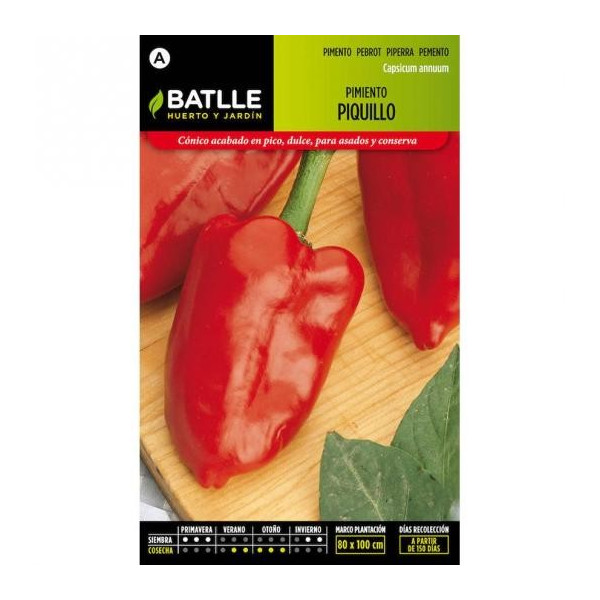 PIQUILLO PEPPER FROM LODOSA