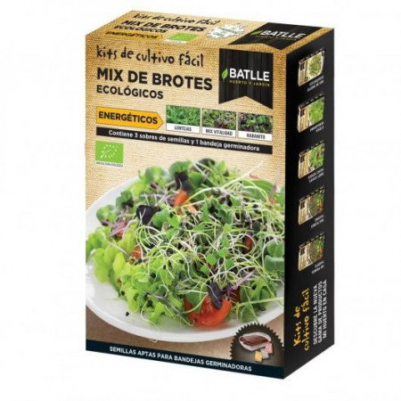 MIX BROTES ENERGÉTICOS