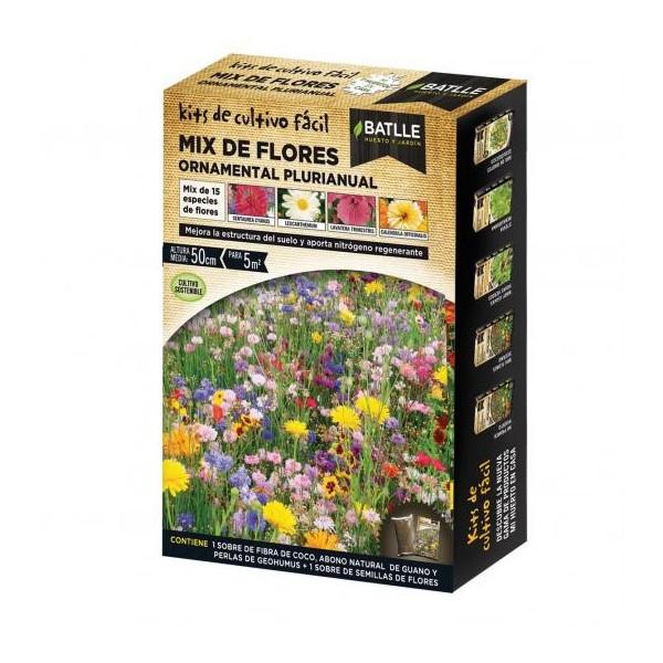 ORNAMENTAL PLURIANNUAL FLOWERS MIX
