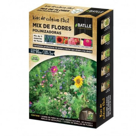 POLLINATING FLOWERS MIX