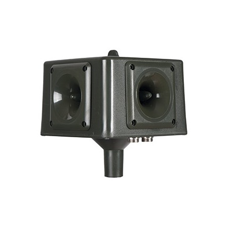 LOUDSPEAKER 4 HIGH POWER TRUMPETS FOR DIGITAL MUFFLERS