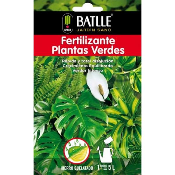 GREEN PLANTS FERTILIZER ENVELOPE