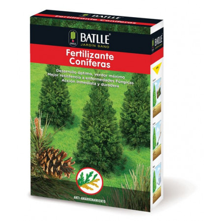 CONIFER FERTILIZER