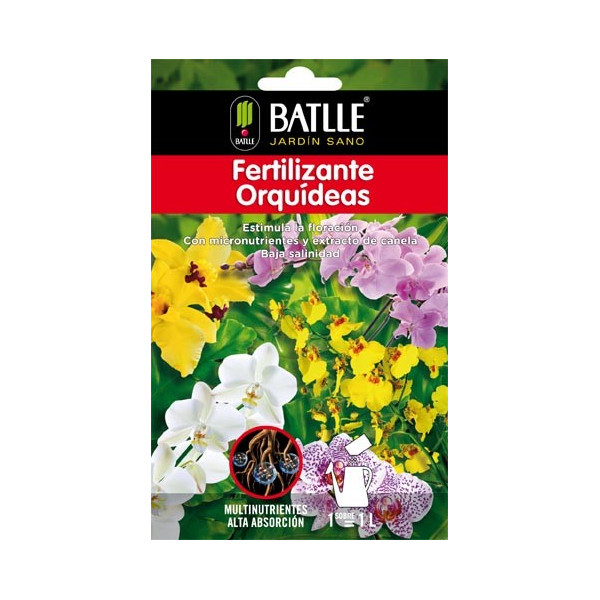 ORCHIDS SUR ENGRAIS