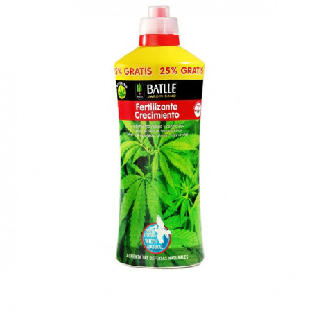 GROWTH FERTILIZER 1250ML