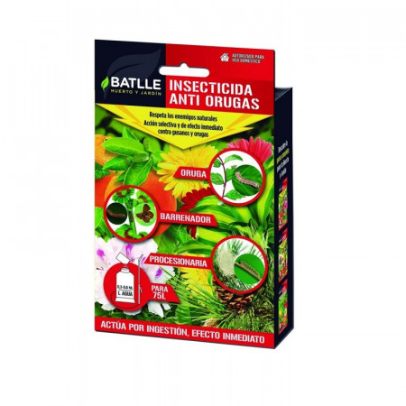INSECTICIDA ANTI ORUGAS 30ML