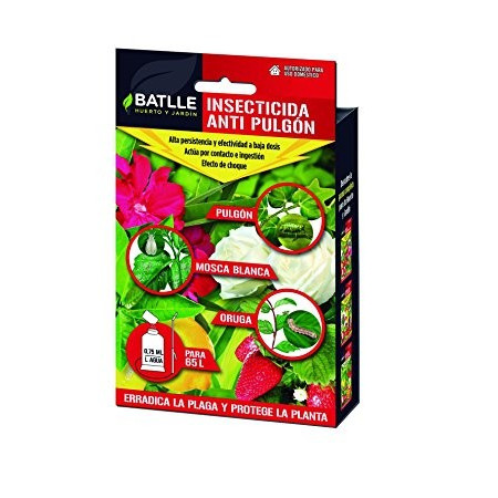 INSECTICIDA ANTI PULGÓN CAJA 50ML