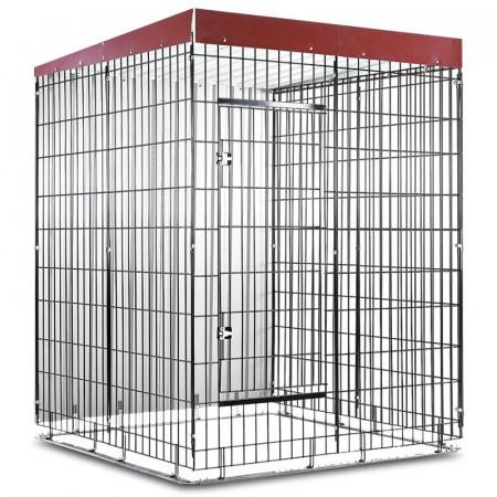 BOX PARA PERROS 134x134x174cm