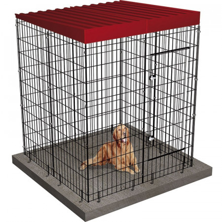 BOX FOR DOGS 134x134x174cm