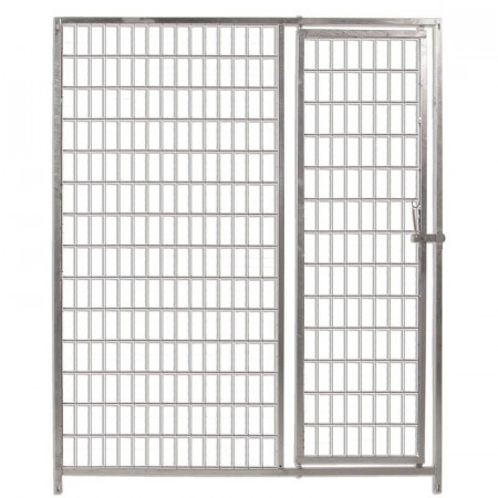 FRONT MESH 5x10cm WITH DOOR ECO BOX