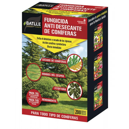 CONIFER ANTI DESICCATE FUNGICIDE 250G