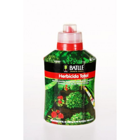 HERBICIDA TOTAL BOTELLA 250ML
