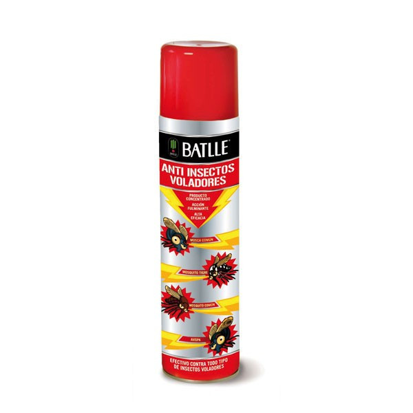 INSECTES VOLANTS SPRAY ANTI 1000CC