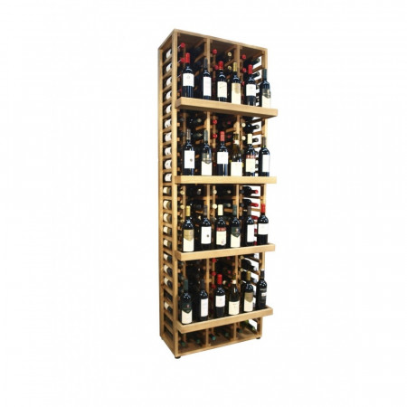 BOUTEILLE OAK DISPLAY 4 BALCONES