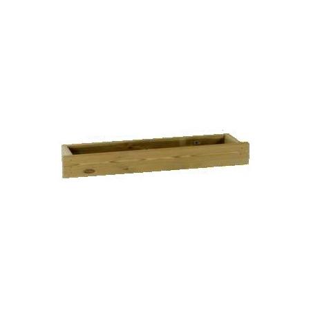 JARDINIERE ISLAND LINE PLATEAU 70 70x16.4x12cm