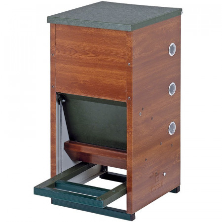AUTOMATIC FEEDER FOR HENS CAPACITY 10KG.