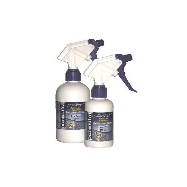 LOTION REPELLENT FLEAS & TICKS PARASITAL 500ML