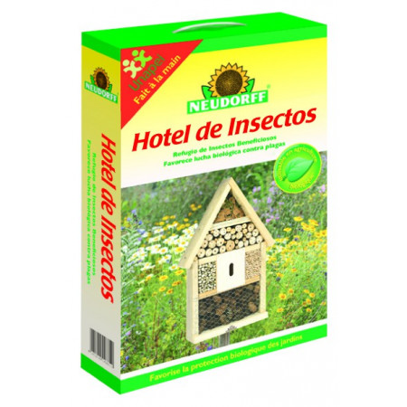 HOTEL FOR INSECTS