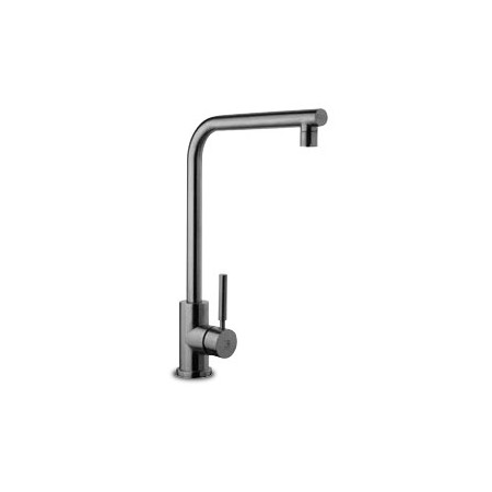 STAINLESS STEEL ONE-HANDLE TABLE TAP HIGH MODEL