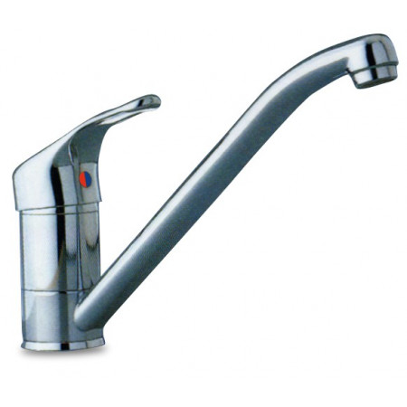 DOUBLE INLET ROTATING MIXER TAP