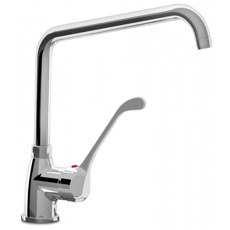 ELEVATED STRAIGHT SPOUT ONE-HANDLE TAP