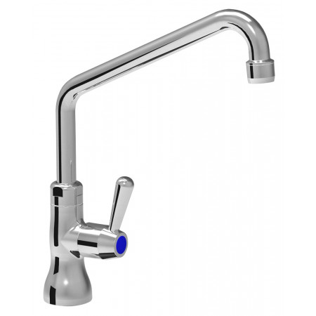 SINGLE INLET 1/4 TURN ROTATING TAP, ELEVATED MODEL