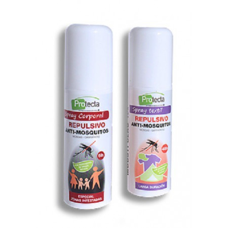 REPELLENT MOSQUITOES, FLIES, TEXTILE CLOTHES