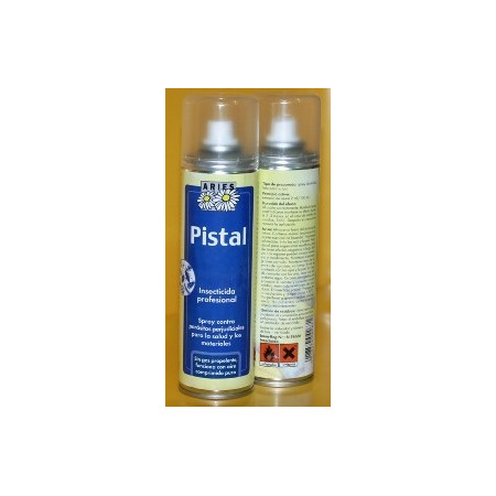 NATURAL INSECTICIDE OF INSECTS PISTAL PIRETRO