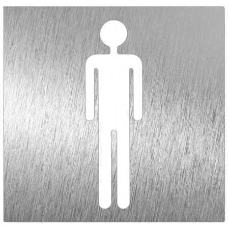 PICTOGRAM MEN RESTROOM