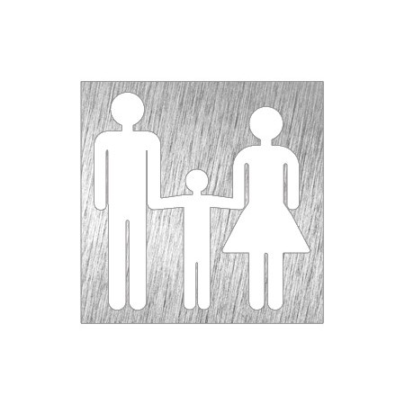 PICTOGRAM FAMILY TOILET