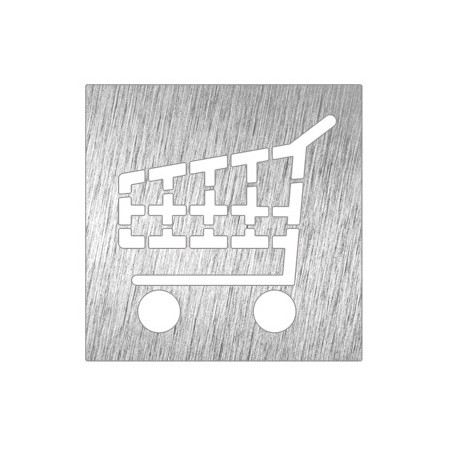 PICTOGRAM SHOPPING CARTS
