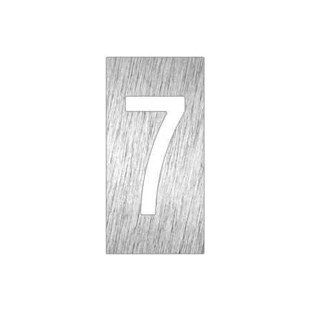 PICTOGRAMME NUMBER 7