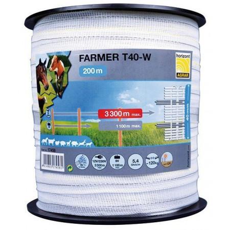 UN RUBAN FARMER T40W (200m)